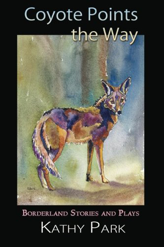 Book Cover - Coyote Points the Way