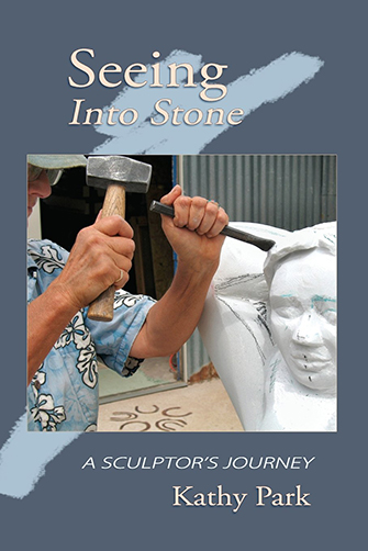 Book Cover - Seeing into stone