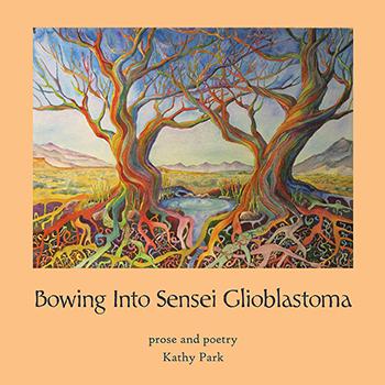 Book Cover - Bowing Into Sensei Glioblastoma